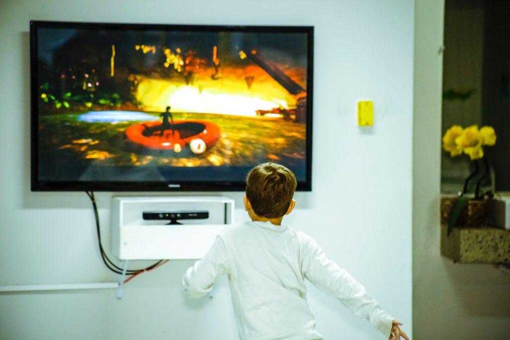 television enfant